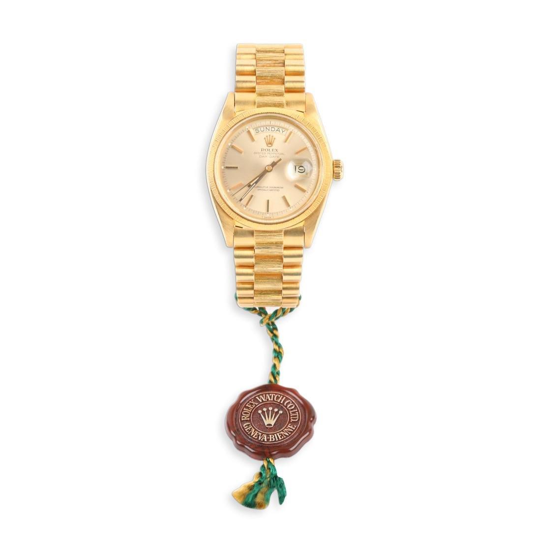"Rolex, Day-Date ""President"", Ref. 1807"