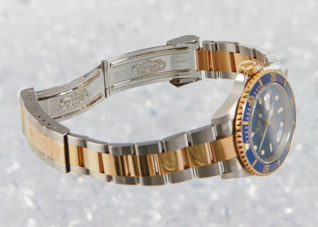Rolex, Blue Submariner, Ref. 16113 - 7
