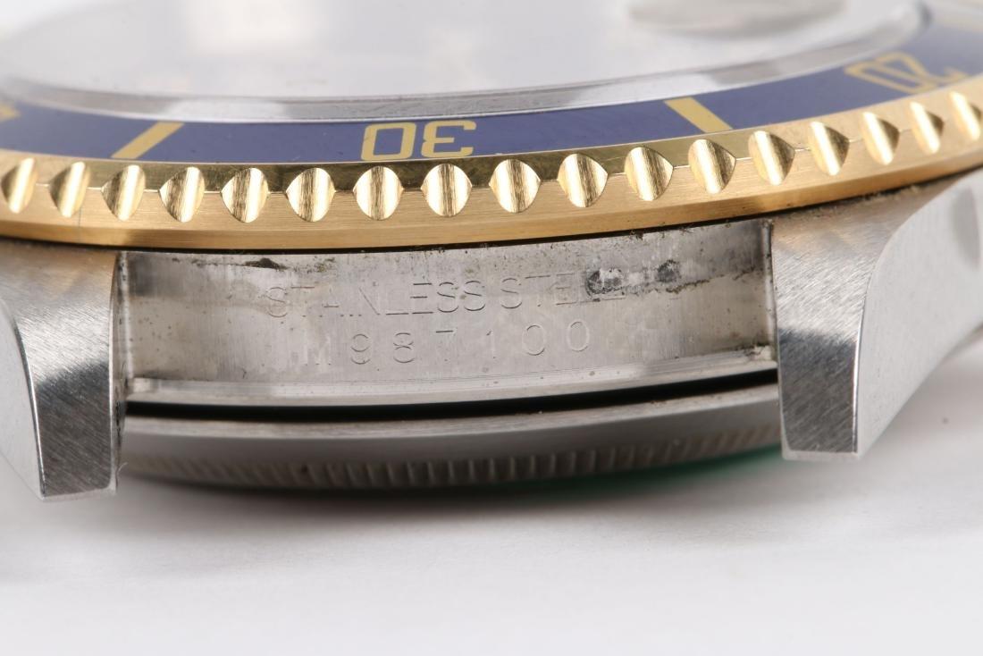 Rolex, Blue Submariner, Ref. 16113 - 8