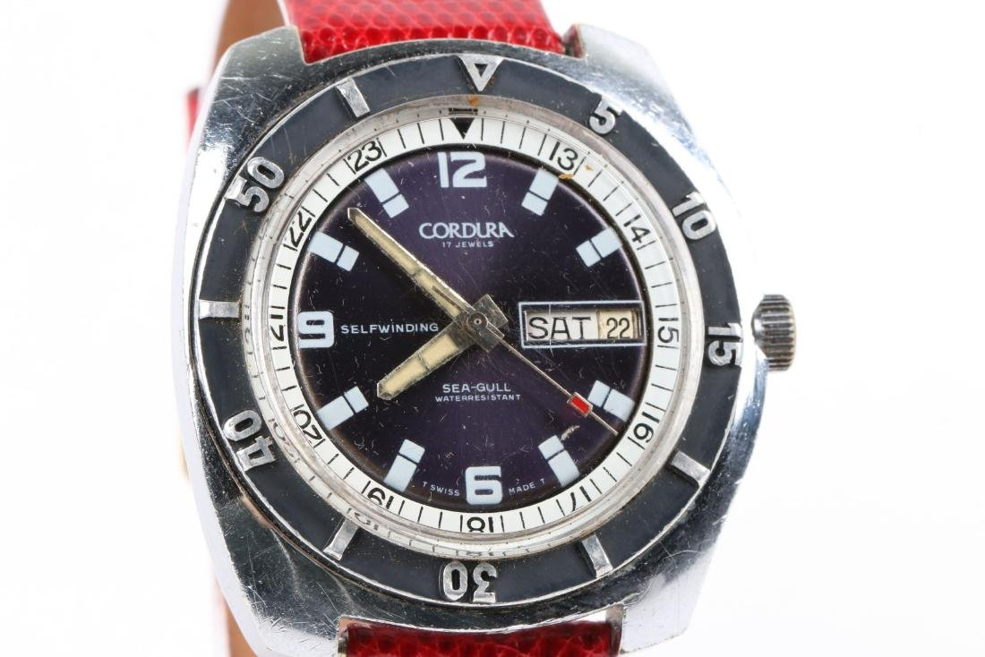 Cordura, Sea-Gull, Ref. Wristwatch - 2