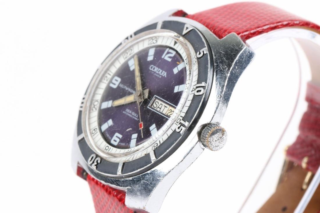 Cordura, Sea-Gull, Ref. Wristwatch - 3