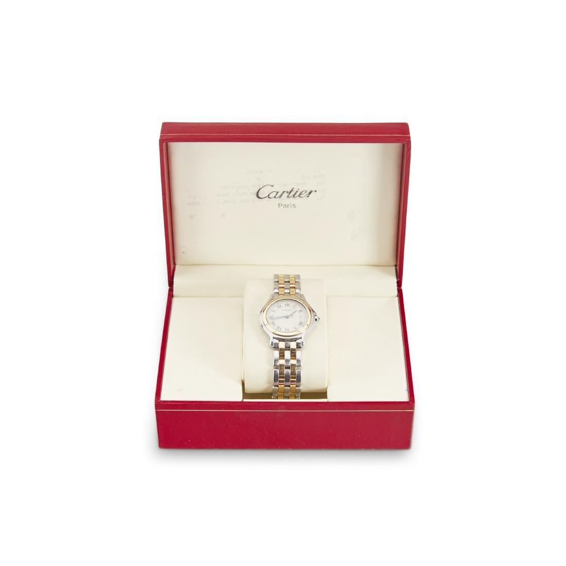 Cartier, Cougar Mid-Size Wristwatch