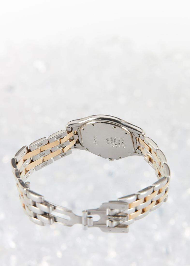 Cartier, Cougar Mid-Size Wristwatch - 4