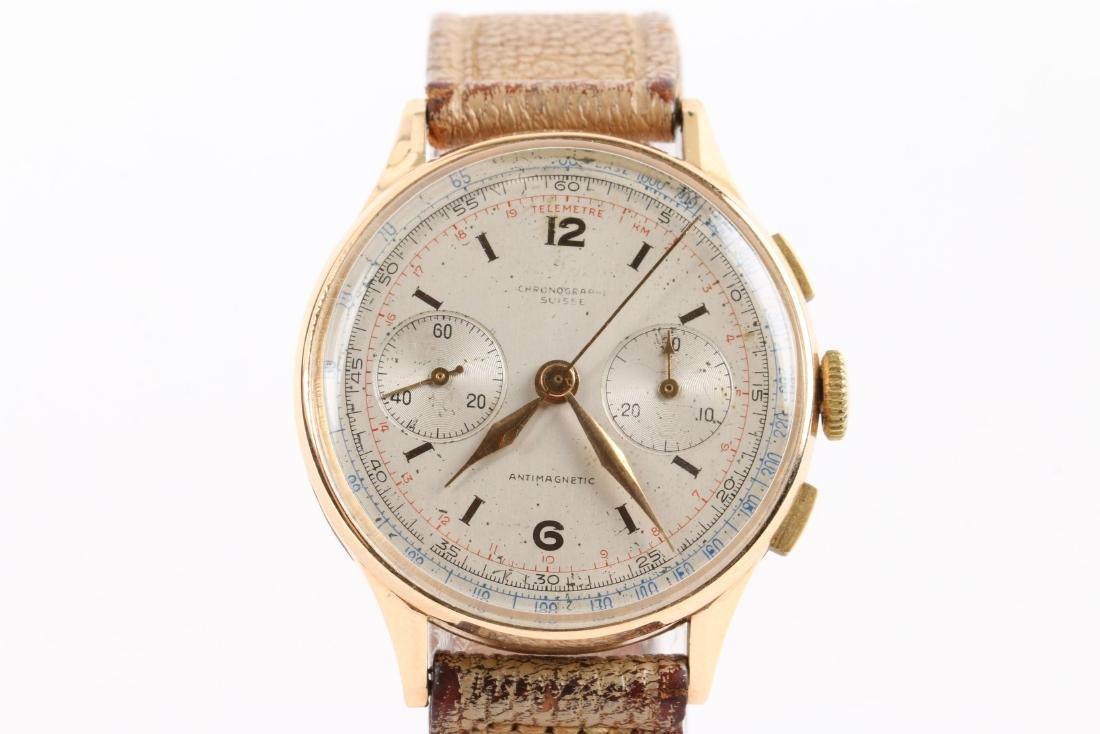Chronographe Suisse, Two-Register Chronograph - 2