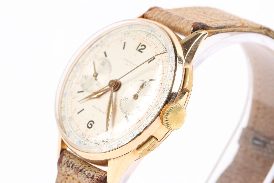 Chronographe Suisse, Two-Register Chronograph - 3