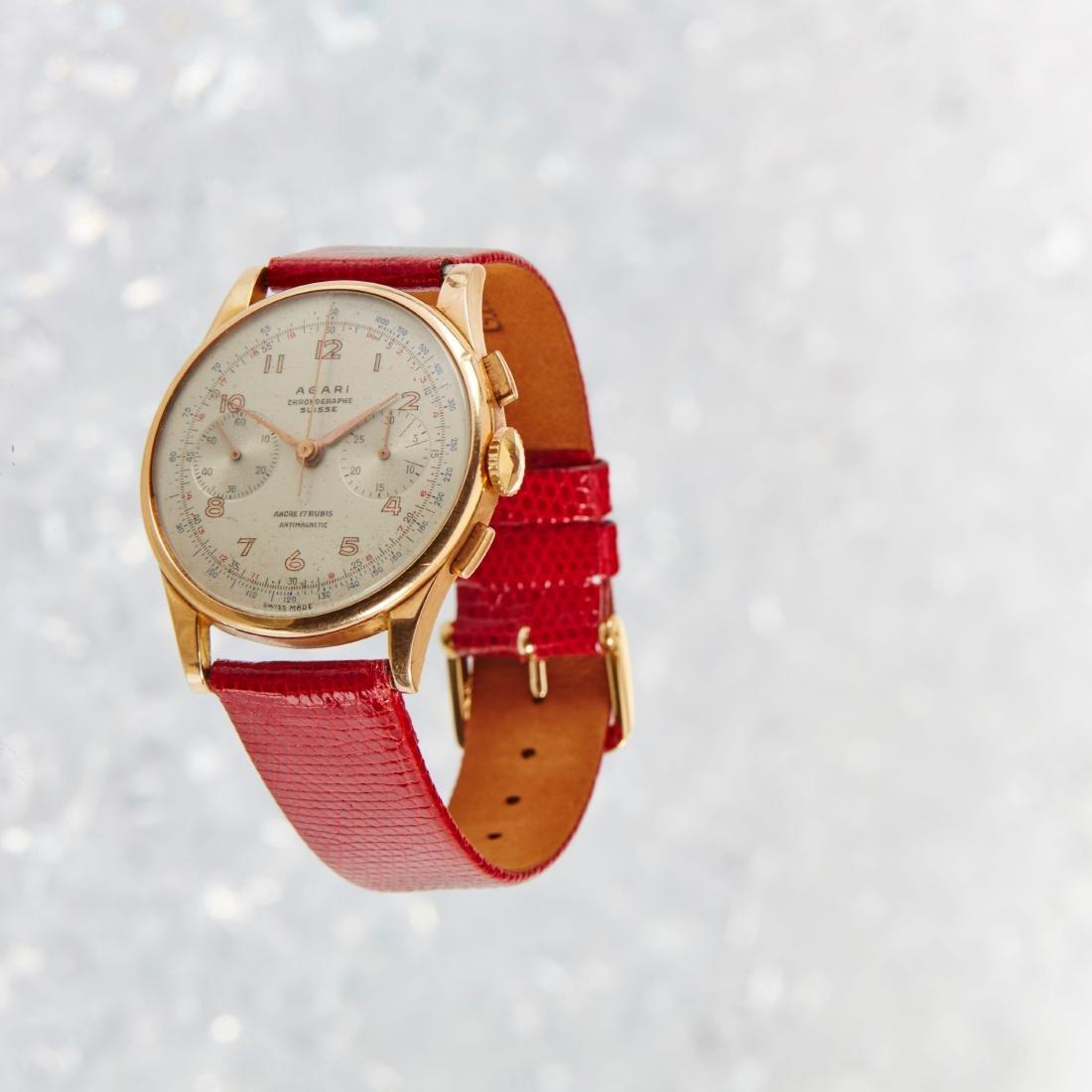 Agari, Chronographe Suisse Wristwatch - 2