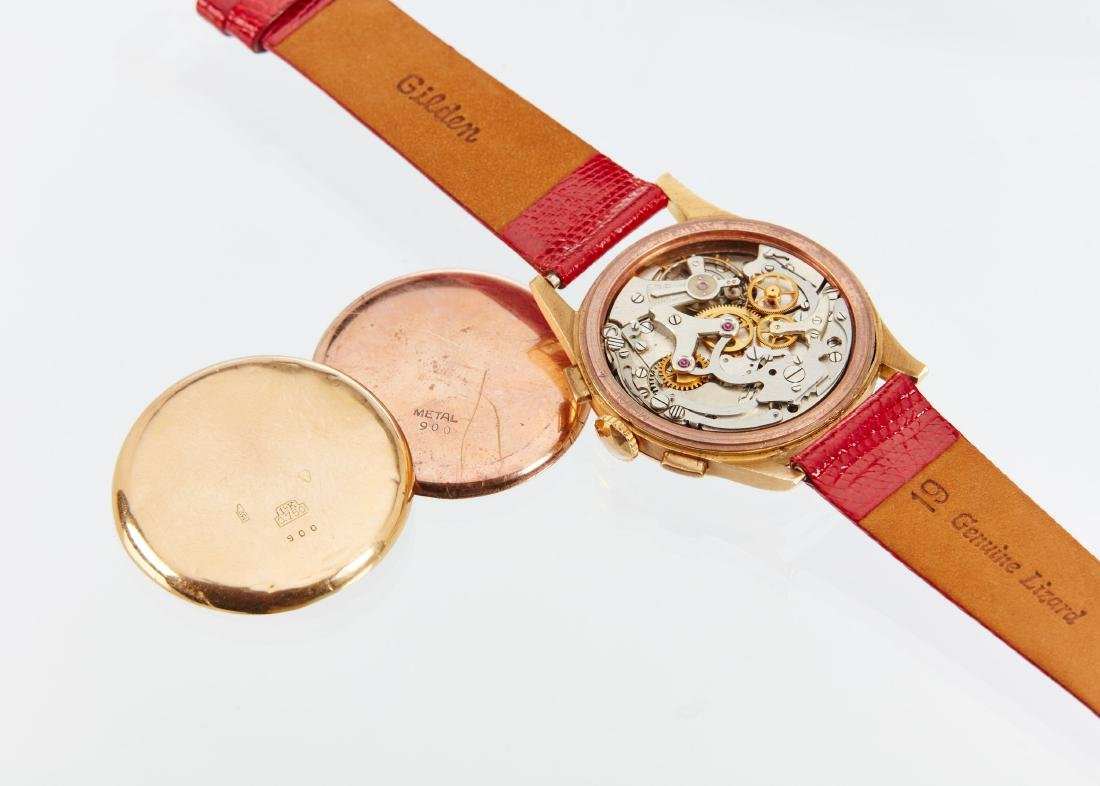 Agari, Chronographe Suisse Wristwatch - 4