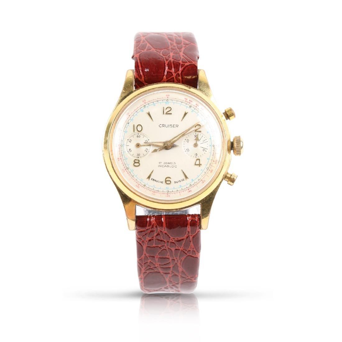Ebauche, Cruiser Chronograph Wristwatch
