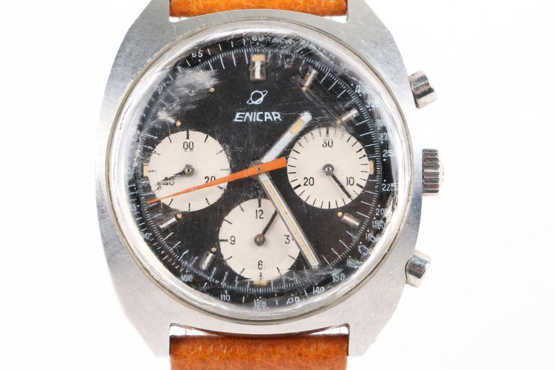 Enicar, Chronograph, Ref. 2342 - 2