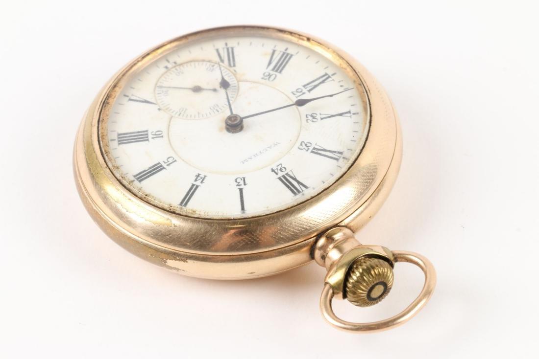 "Waltham, ""Vanguard"" Railroad Pocket Watch - 2"
