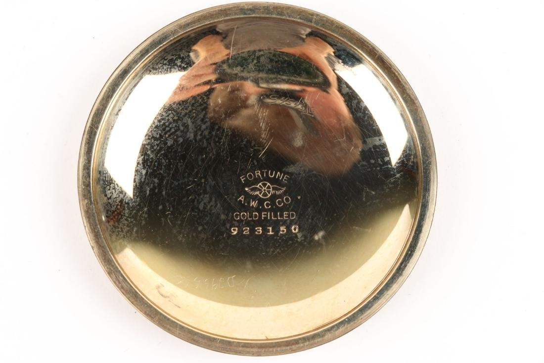 Waltham, Canadian Pacific Pocket Watch - 5