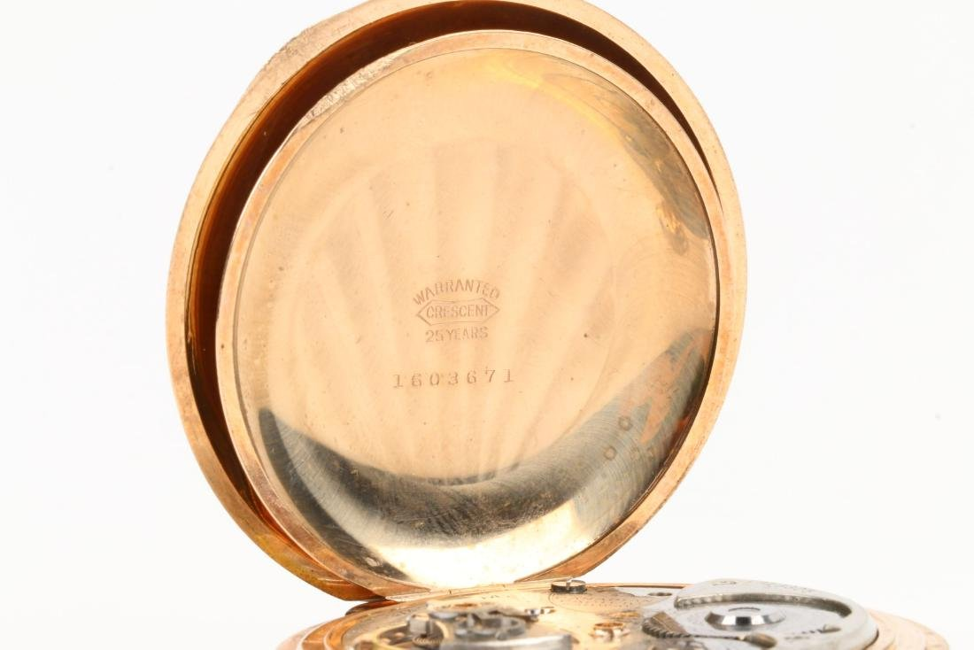 Waltham, Canadian Pacific Railway Pocket Watch - 5