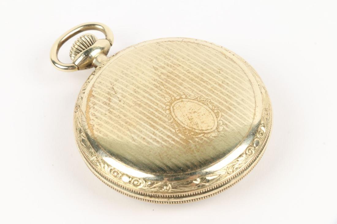 "Hamilton, ""992"" Railroad Pocket Watch - 3"