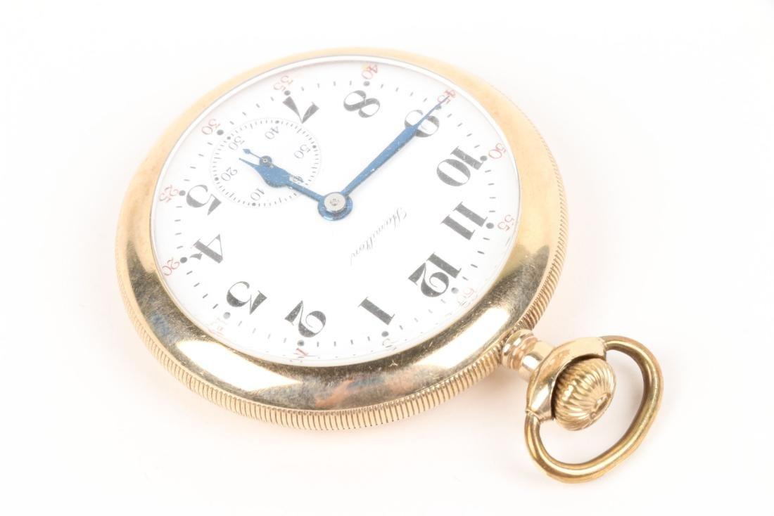 "Hamilton, ""992"" Railroad Pocket Watch - 2"