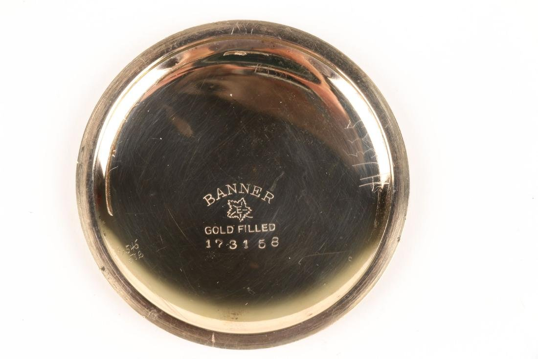 "Hamilton, ""992"" Railroad Pocket Watch - 5"