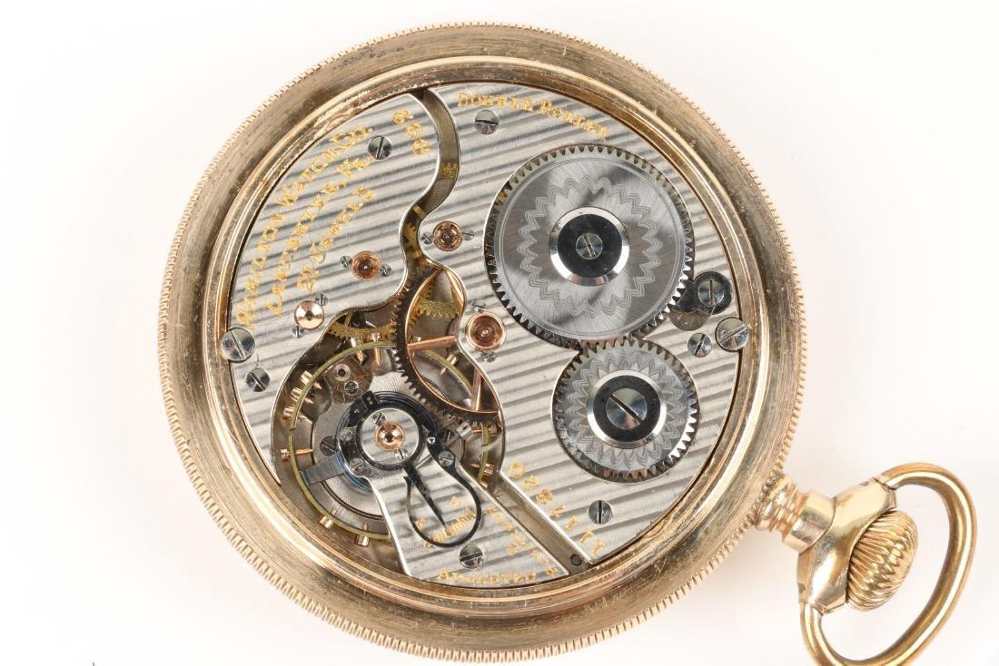 "Hamilton, ""992"" Railroad Pocket Watch - 6"