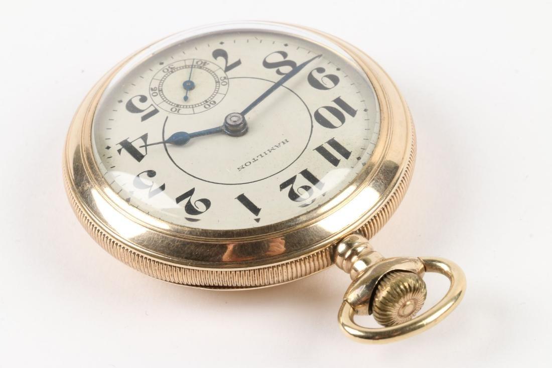 "Hamilton, ""940"" Railroad Pocket Watch - 3"