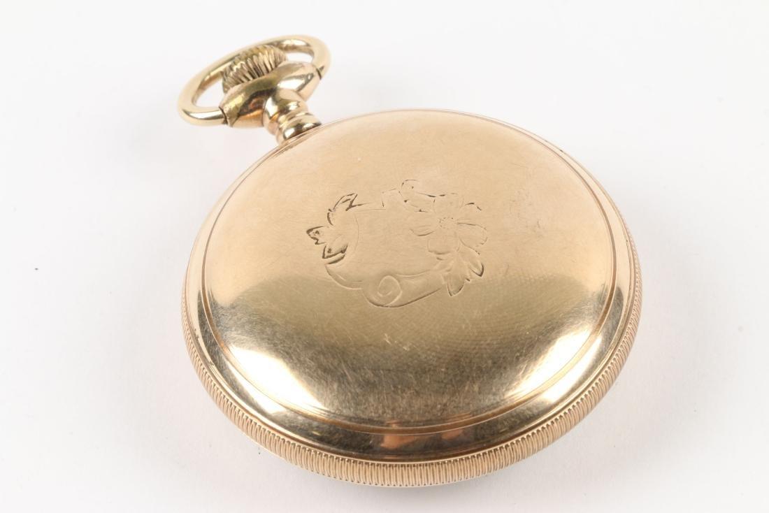 "Hamilton, ""940"" Railroad Pocket Watch - 4"