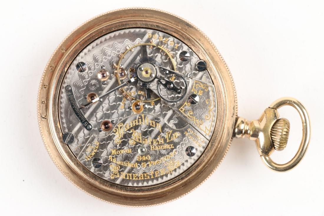 "Hamilton, ""940"" Railroad Pocket Watch - 7"