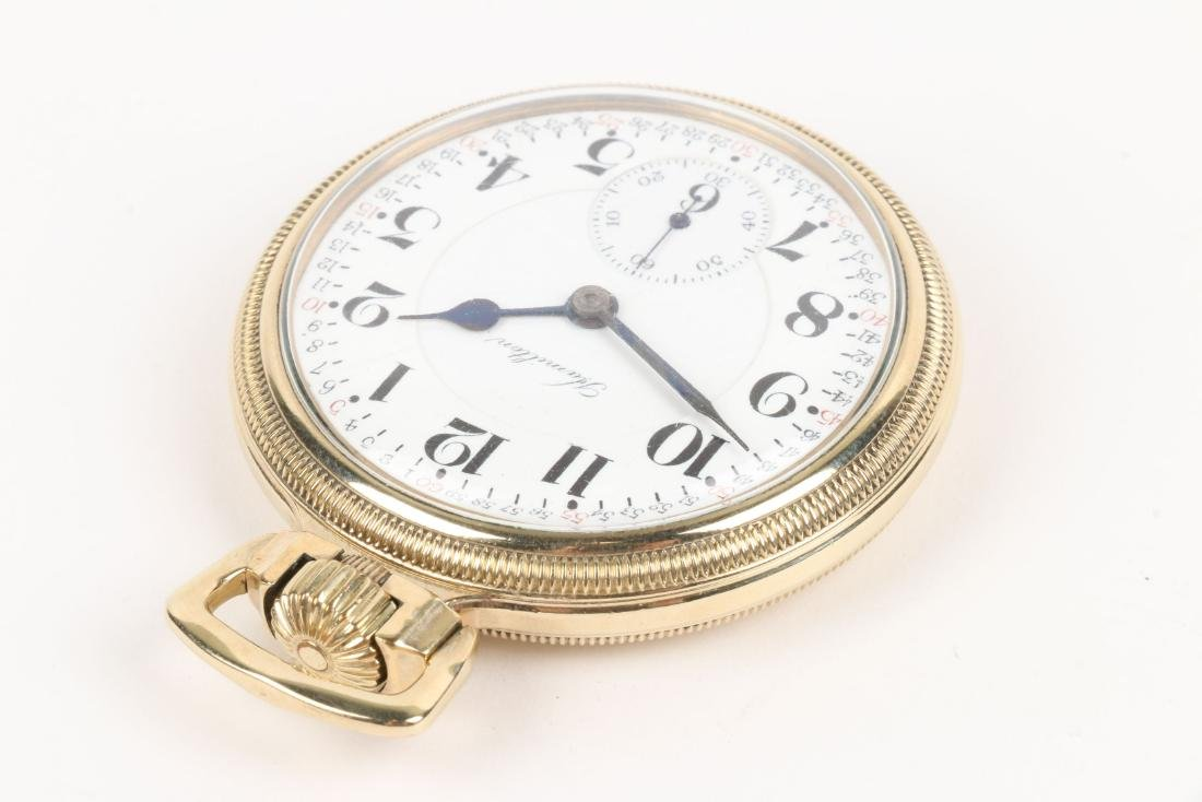 "Hamilton, ""952"" Railroad Pocket Watch - 2"