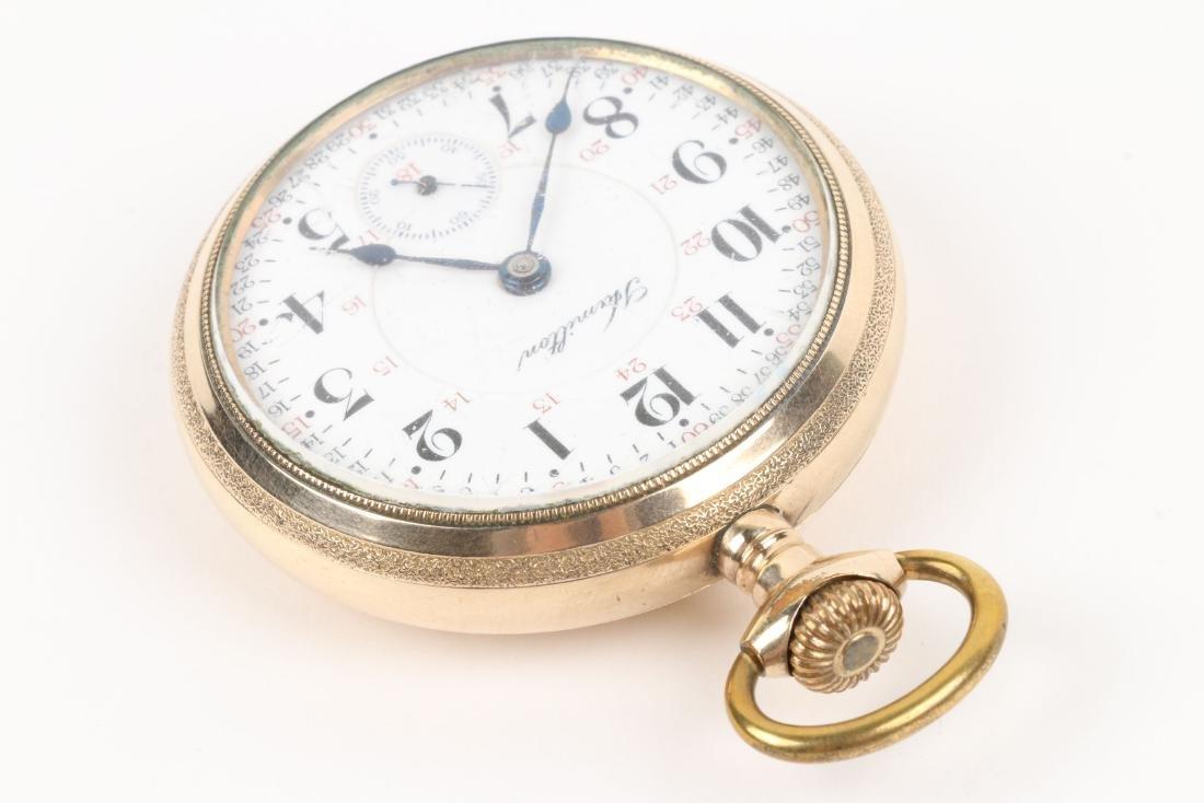 "Hamilton, ""946"" Railroad Pocket Watch - 2"