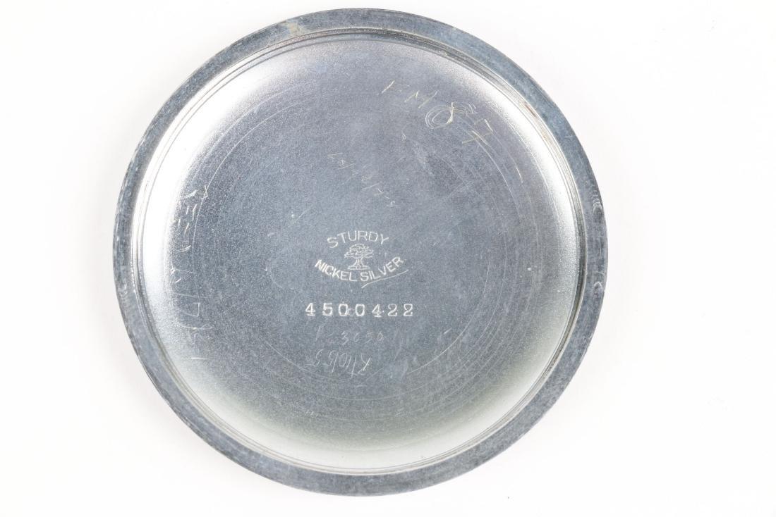 "Hamilton, ""992B"" Railroad Pocket Watch - 5"