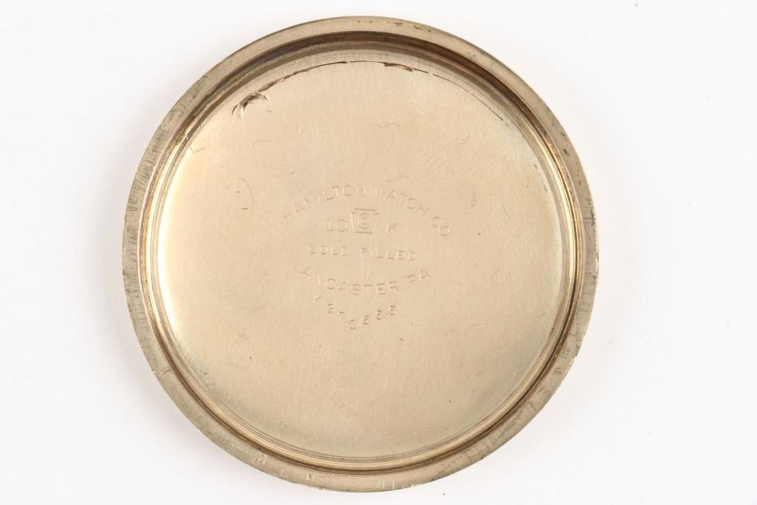 "Hamilton, ""992B"" Railroad Pocket Watch - 7"