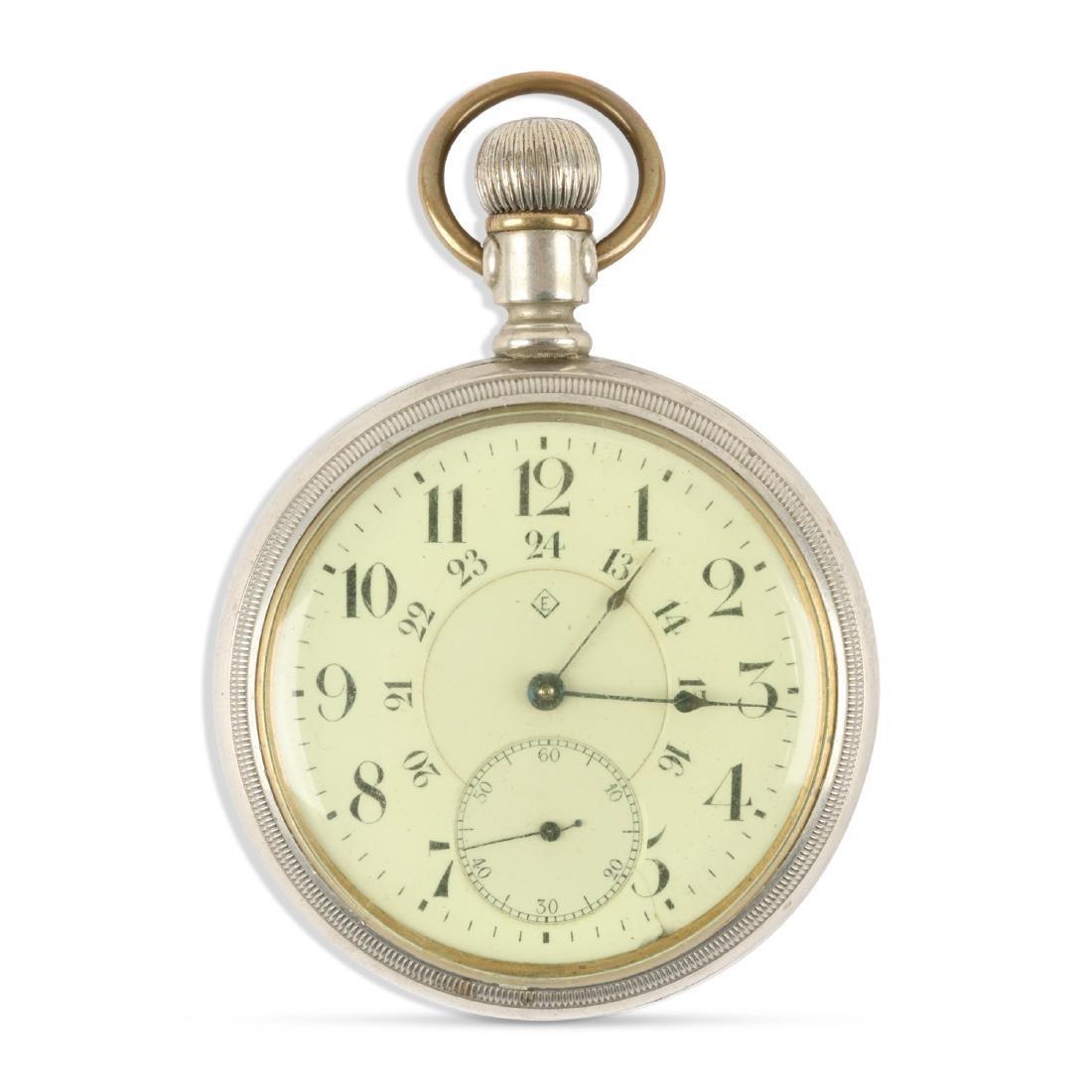 T. Eaton, 23-Jewel Pocket Watch