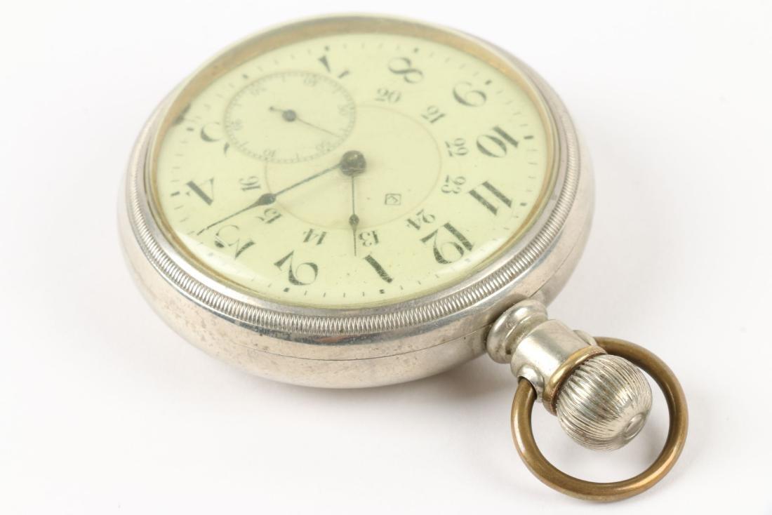 T. Eaton, 23-Jewel Pocket Watch - 2