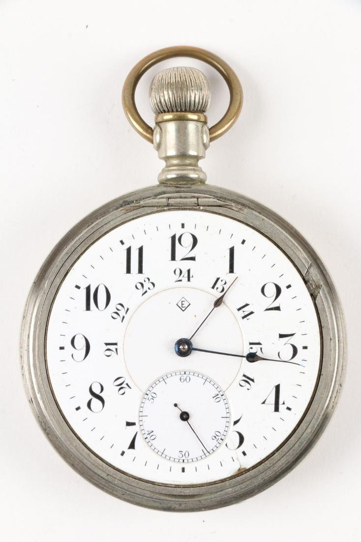 T. Eaton, 23-Jewel Pocket Watch - 4