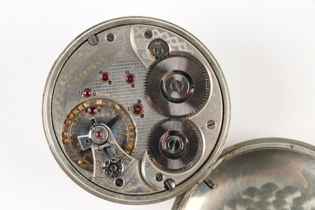 T. Eaton, 23-Jewel Pocket Watch - 7