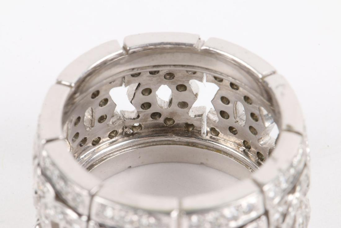 A 14K & Diamond Ring - 5