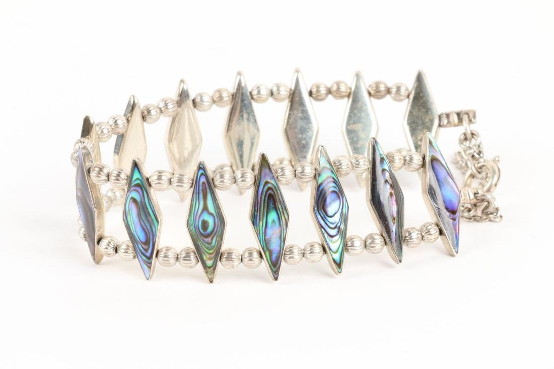 Assorted Mexican Sterling Silver Accessories - 10