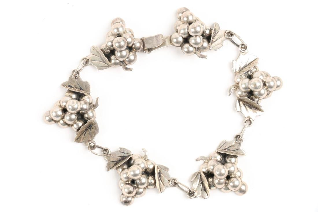 Assorted Mexican Sterling Silver Accessories - 4