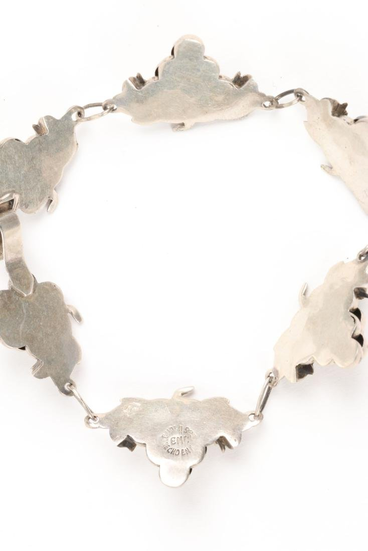 Assorted Mexican Sterling Silver Accessories - 5