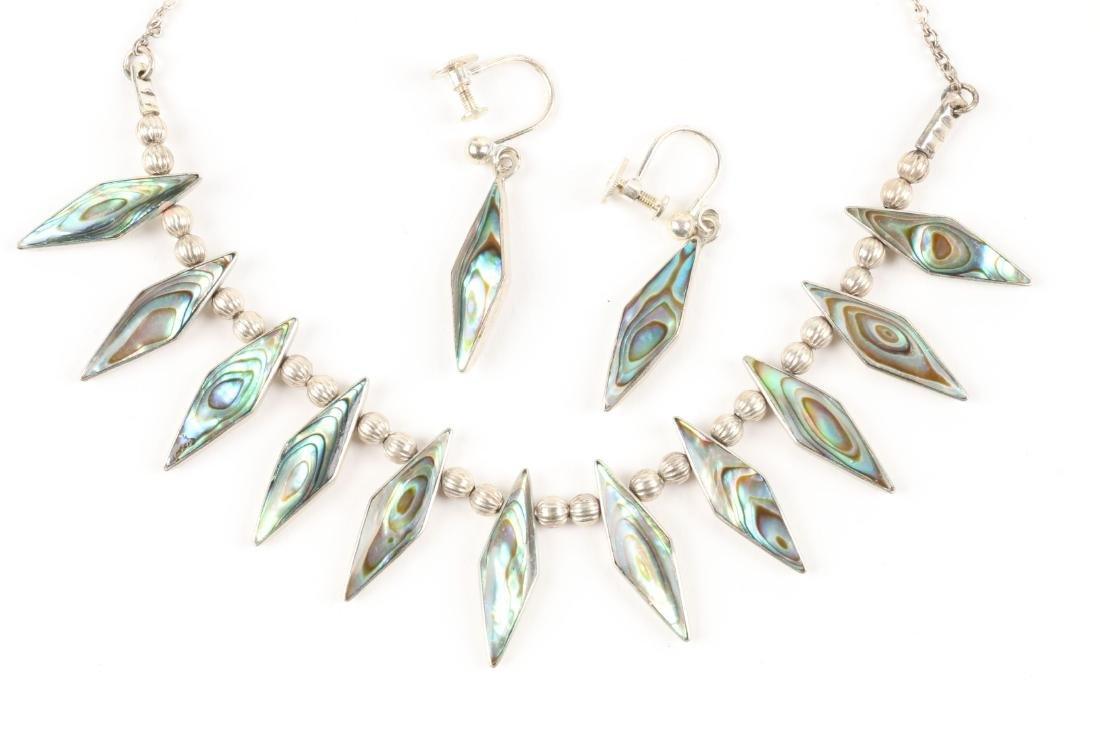 Assorted Mexican Sterling Silver Accessories - 9