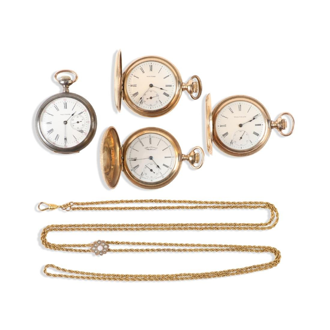 Waltham, Lady's Pocket Watches