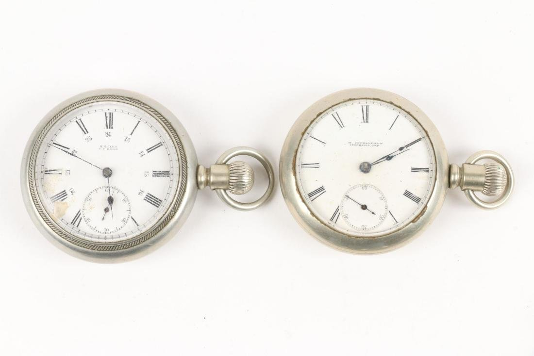 American, Elgin & Waltham Pocket Watches - 2