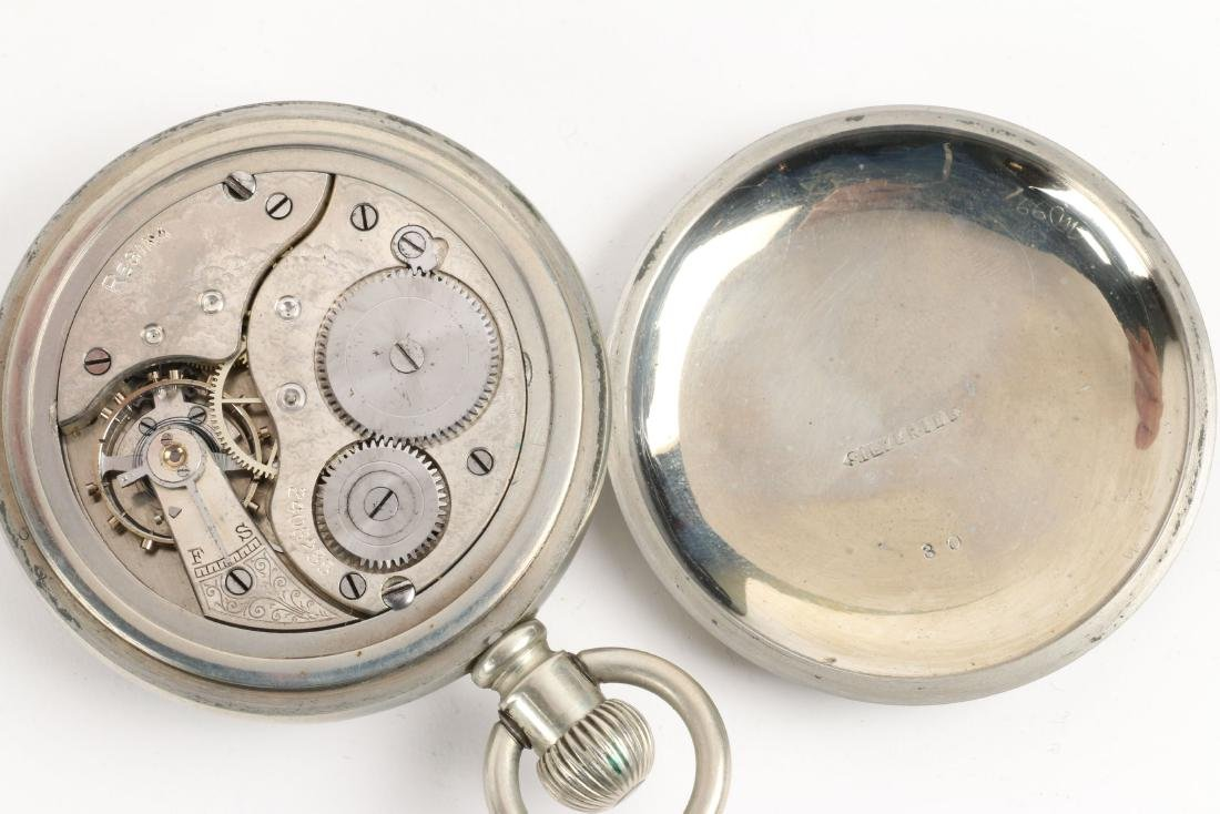 Swiss & American, Pocket Watches - 10