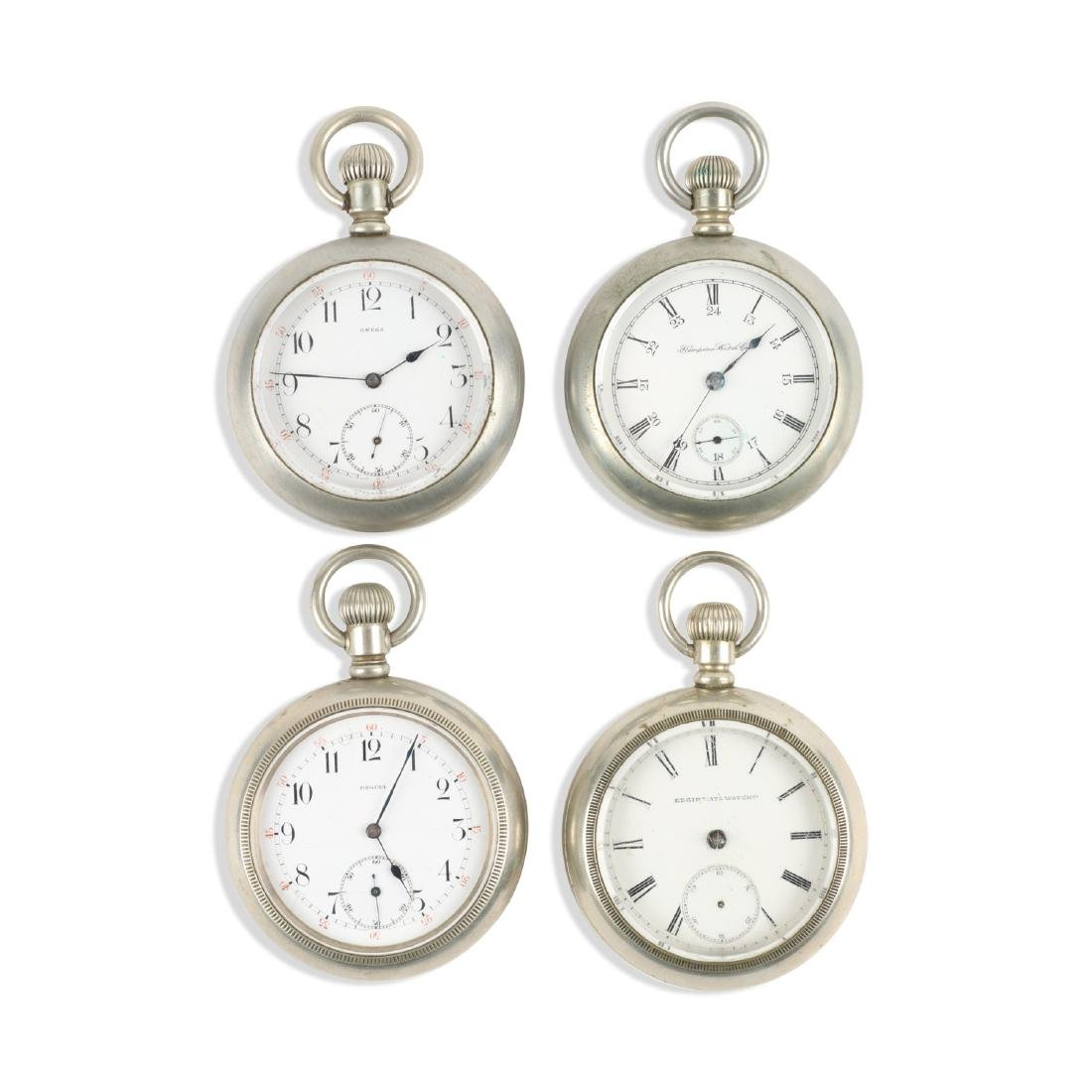 Swiss & American, Pocket Watches