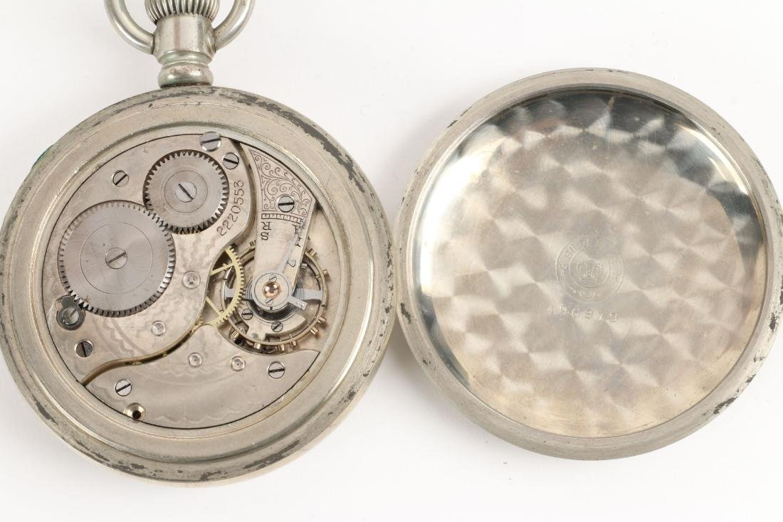 Swiss & American, Pocket Watches - 7