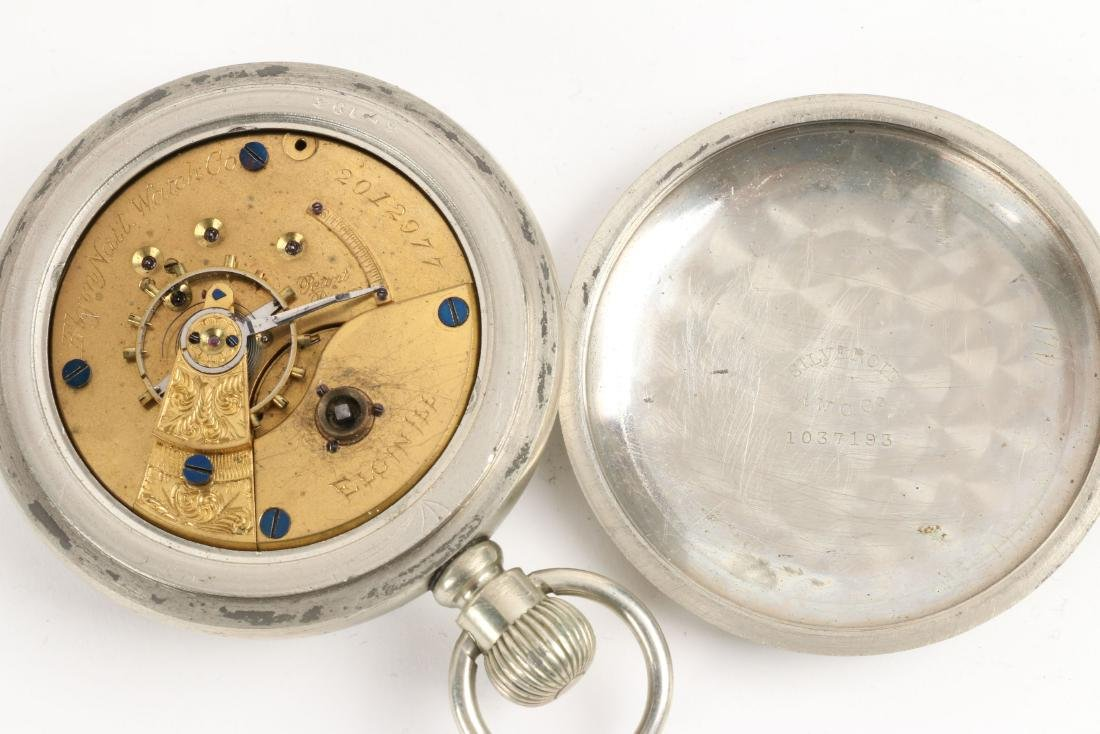Swiss & American, Pocket Watches - 8