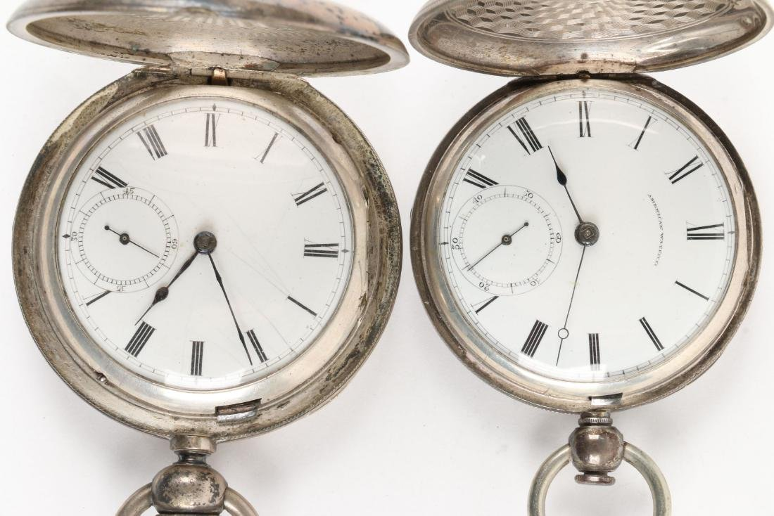 Early, American Key Wind Pocket Watches - 2
