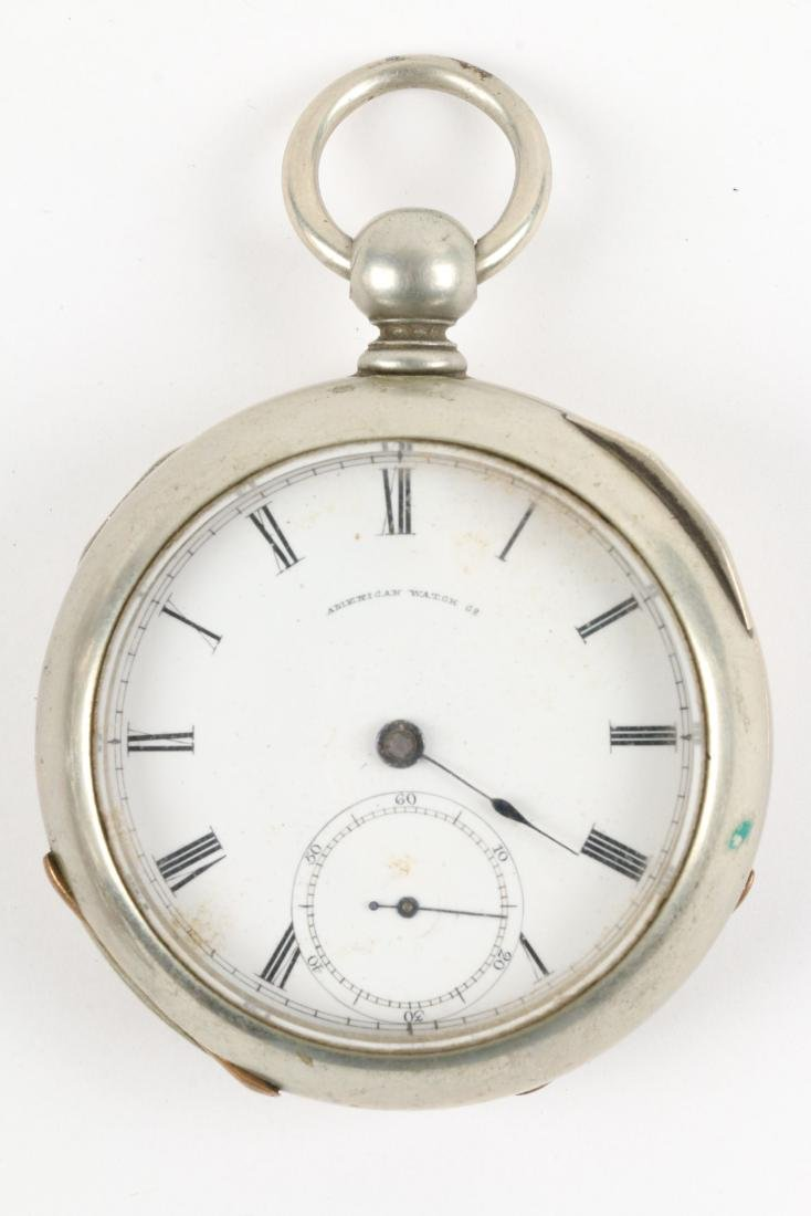 Early, American Key Wind Pocket Watches - 3
