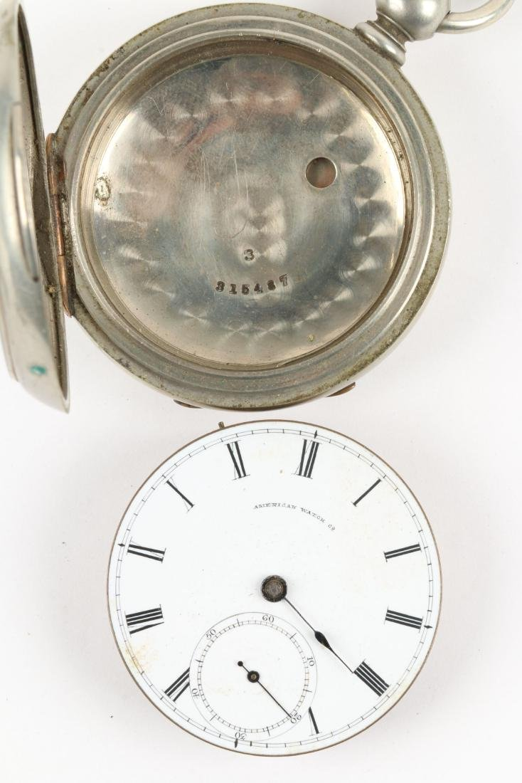 Early, American Key Wind Pocket Watches - 7