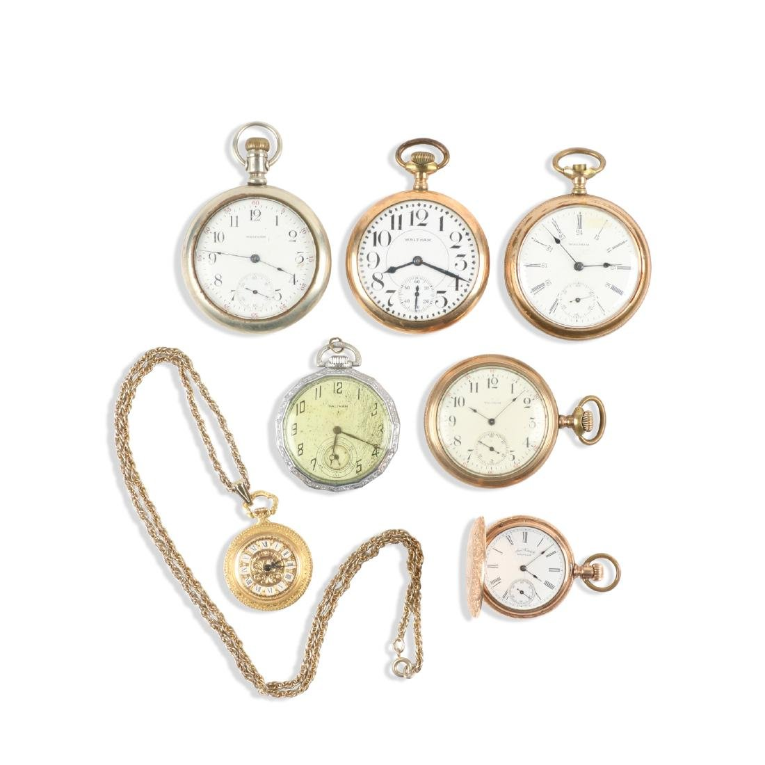 American, Gold Filled Pocket Watches