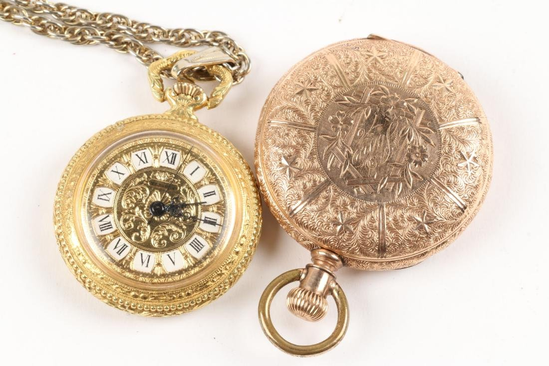 American, Gold Filled Pocket Watches - 7