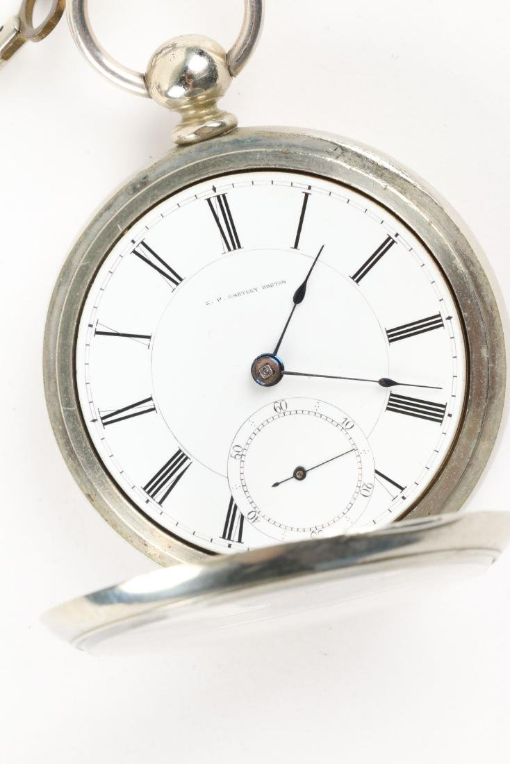 Waltham, Early Key Wind Pocket Watches - 6