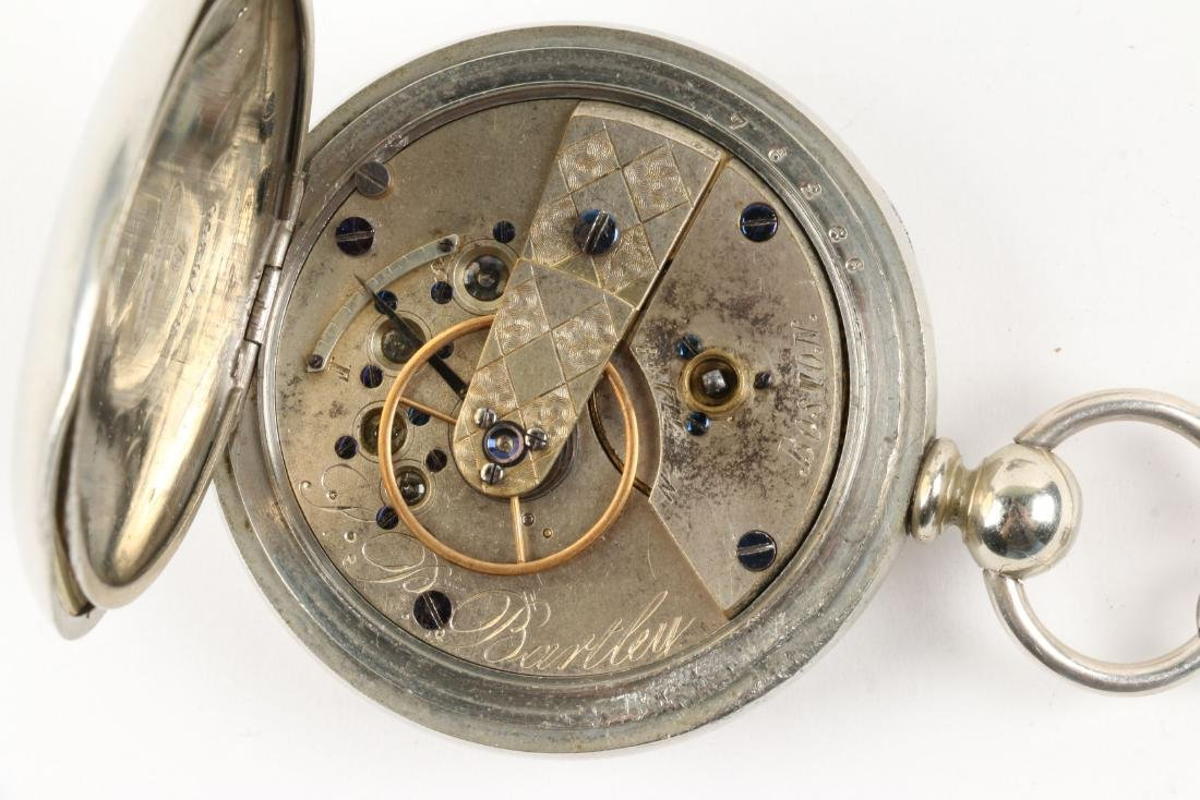 Waltham, Early Key Wind Pocket Watches - 9