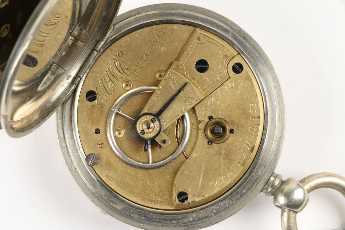 Waltham, Early Key Wind Pocket Watches - 10